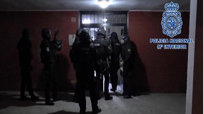 Detingut a Aranjuez un perillós llop solitari de l'Estat Islàmic