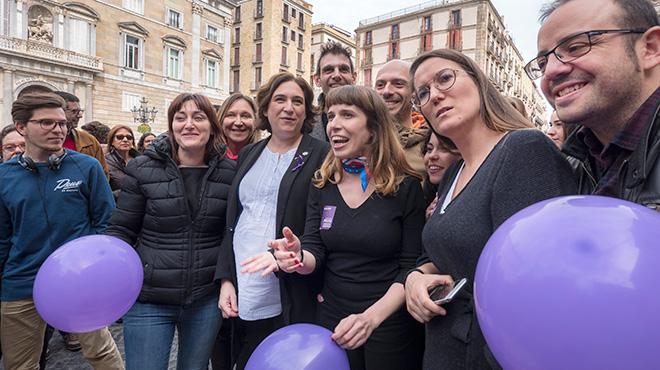 Espanya se suma a la primera vaga mundial de dones