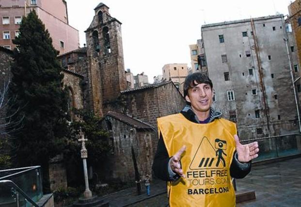 Jordi G�mez: �Me dije: '�Qu� me gustar�a hacer aunque fuera gratis?'�