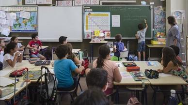 La batalla de la llengua reviu als col·legis valencians