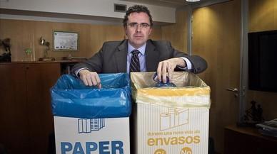 Josep Maria Tost, director de la Agència Catalana de Residus.