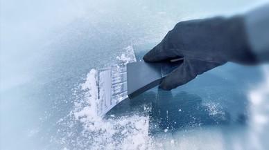 El hielo es un gran enemigo para las conductores