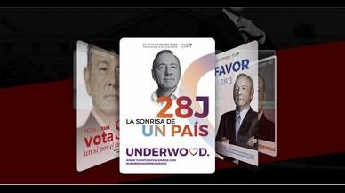 'House of cards' presenta el seu candidat a president