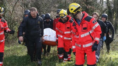 Localitzat el cos sense vida de l'home desaparegut a l'Alt Empordà