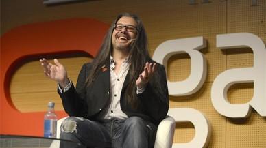 John Romero, creador de Doom, en el Gamelab de Barcelona del 2016.