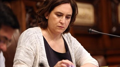 """Ada Colau: """"Hemos vuelto a demostrar que la fuerza de Barcelona es su gente"""""""