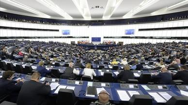 L'Eurocambra demana un embargament en la venda d'armes a l'Aràbia Saudita