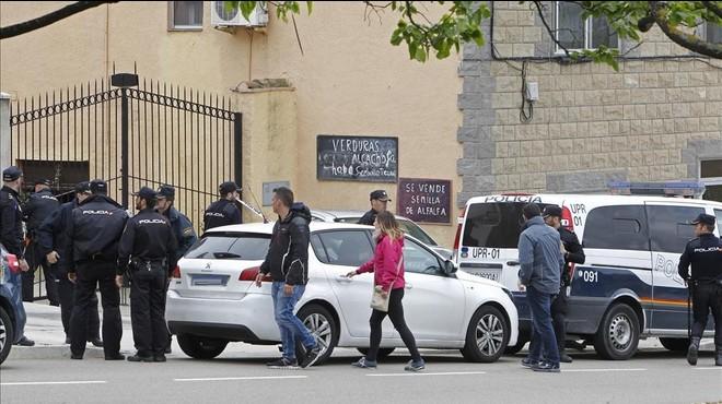 Un home mata la seva dona i fereix dos dels seus fills a Saragossa
