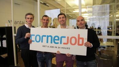 Cornerjob levanta una ronda de 17 millones de euros