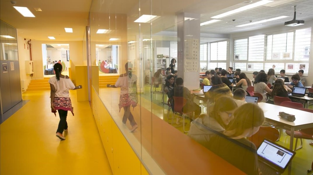 Un aula en condiciones óptimas mejora hasta un 25% el rendimiento de los alumnos