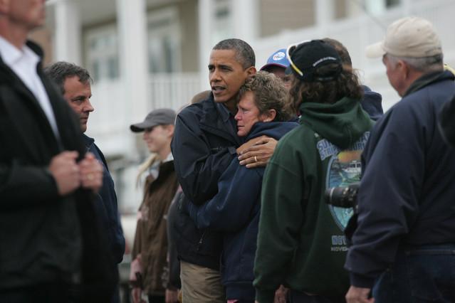 Obama ante el desastre