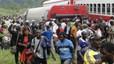 M�s de 70 muertos y 600 heridos en un accidente de tren en Camer�n