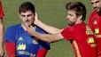 Sergio Ramos echa de menos a Casillas