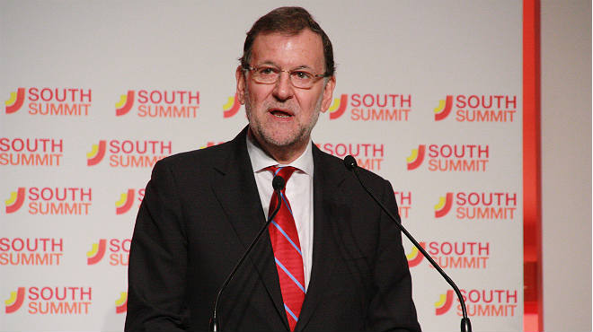 Rajoy diu que l'FMI avala la intensa recuperació de l'economia espanyola