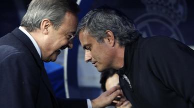 """Mourinho: """"Florentino em va demanar que tornés i netegés Casillas, Ramos, Pepe, Marcelo..."""""""