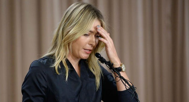 Nike, Tag Heuer y Porsche suspenden sus acuerdos con Sharapova por su dopaje