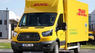 Ford y DHL fabricarán 150 unidades de su primer vehículo eléctrico conjunto