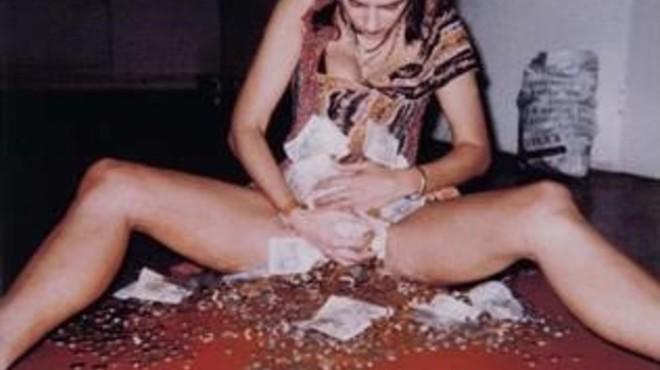 'Lo tengo todo' (2000), de Tracey Emin, lucir� en la exposici�n dedicada al punk.