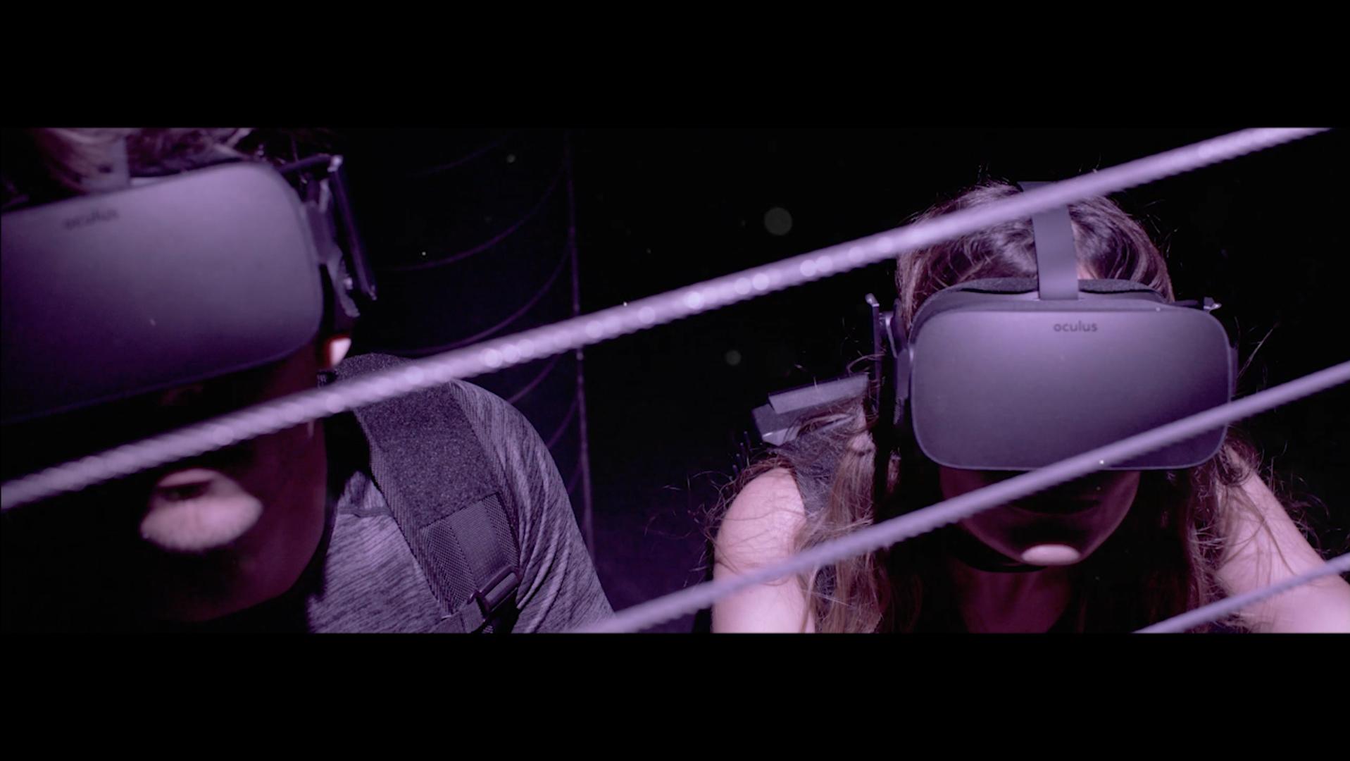 Tráiler de realidad virtual