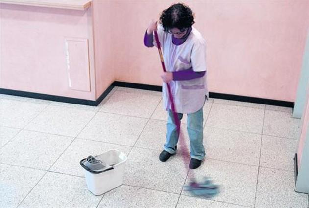 Todos los trabajadores del hogar cotizar�n al Seguro