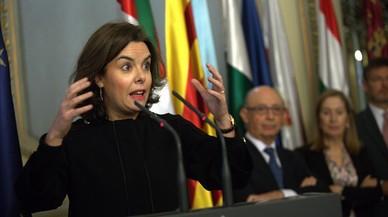 Junqueras i Santamaría, la responsable del dossier català, ja han parlat