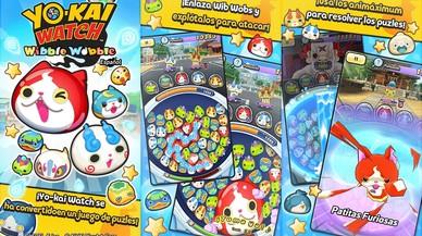 Las mejores aplicaciones de la semana: Yo-Kai Watch Wibble Wobble y Unfade