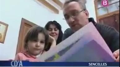 Els serveis socials de les Balears van desconfiar del pare de la Nadia