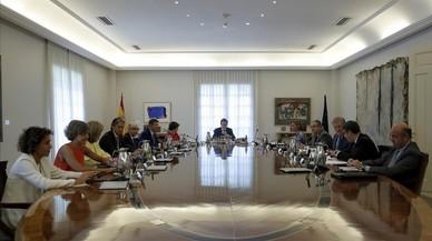 El Govern sospesa prendre el control dels Mossos davant l'amenaça de la DUI
