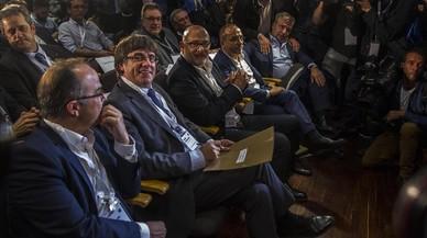 """El PDECat i Puigdemont perfilen una """"llista del president"""" transversal"""