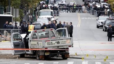 Trump demana la pena de mort per al terrorista de Nova York