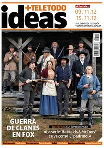 Portada del suplemento 'Ideas+Teletodo'. 