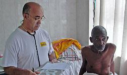 Espa�a repatriar� a otro religioso con �bola desde Sierra Leona