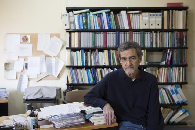Joan Ramon Laporte, director del Institut Català de Farmacologia.
