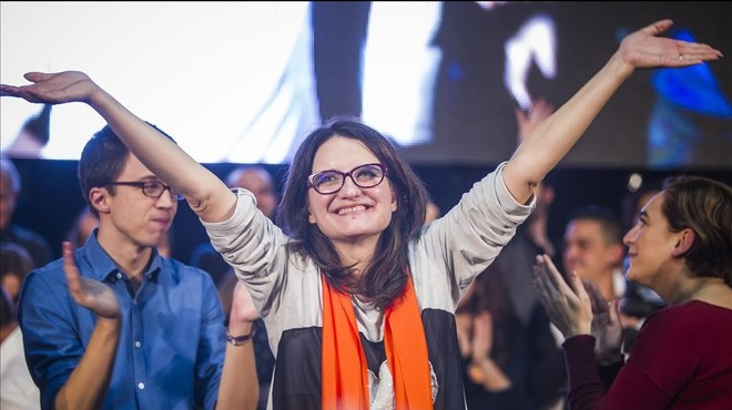 Mónica Oltra, la Colau valenciana