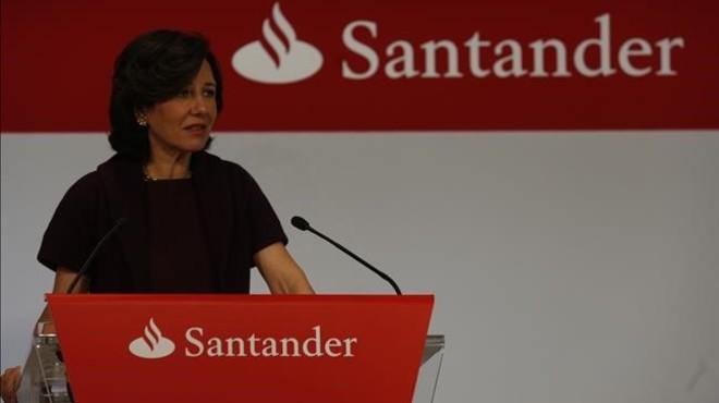 El Santander obre l'ampliació de capital per a la fusió amb el Popular