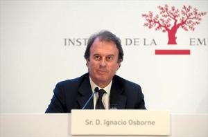 Ignacio Osborne.