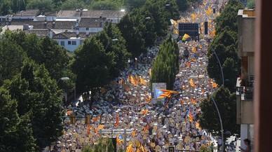 El funambulista català