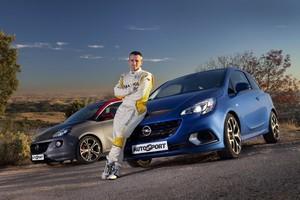 Opel Adam S vs Opel Corsa OPC, by Esteban Vallín: evolución constante