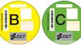 Etiquetas ambientales B y C