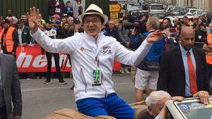 Jackie Chan compara ganar Le Mans con ganar un Oscar.