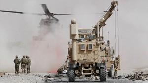 ataque taliban a la OTAN