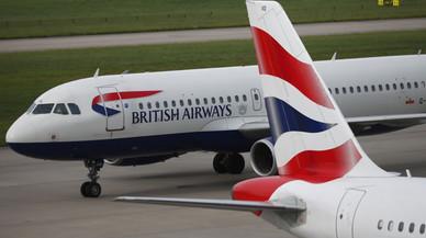 Evacuat un avió de British Airways a París per una amenaça