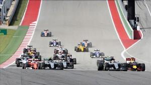El Mundial de F1 puede decidirse en Austin este domingo