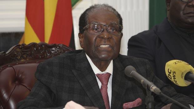 Robert Mugabe se niega a dimitir como presidente de Zimbabue