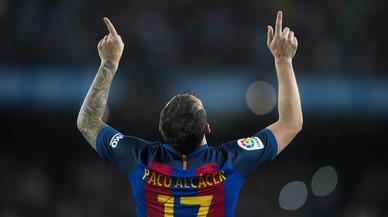 El Barça segueix feble