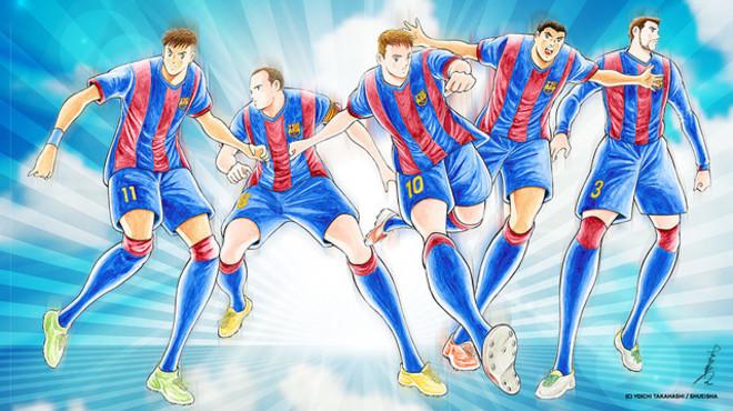 'Oliver Messi'