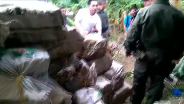 Decomissat a Colòmbia el carregament de cocaïna més gran de la història