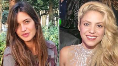 Shakira y Sara Carbonero se enredan en internet