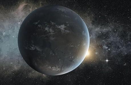 """Descubiertos dos planetas del tama�o de la Tierra en la """"zona habitable"""" de su sistema"""