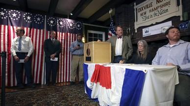¿A quina hora tanquen els centre de vot als EUA?